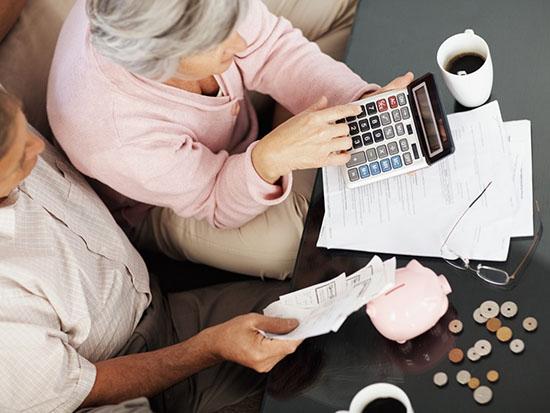 Прибавка к пенсии за трудовой стаж 40 лет