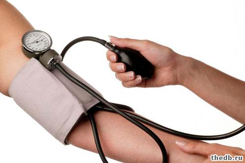 Как понижать верхнее и нижнее давление крови? И