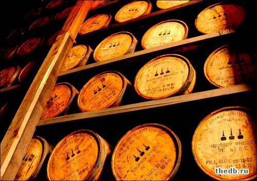 Чем отличается виски от бурбона?