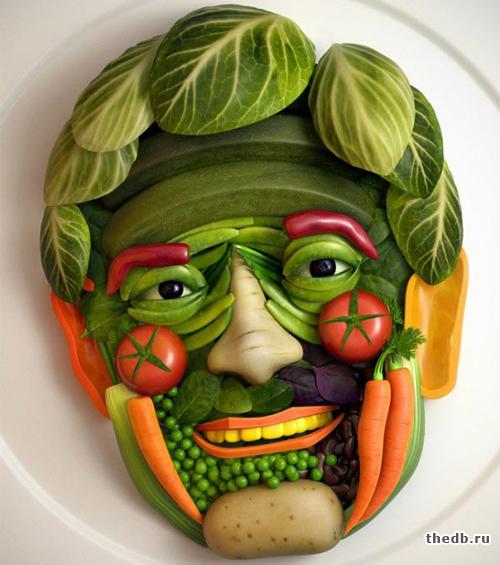 Чем отличаются фрукты от овощей