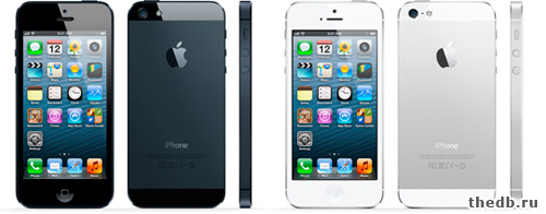 новый Apple iPhone 5