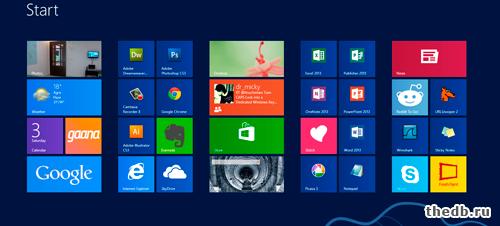 Чем отличается Windows 7 от Windows 8